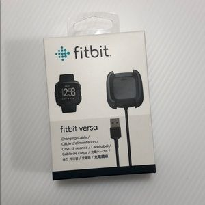 💥 3/$30 Fitbit Versa Charging Cable (Brand New)